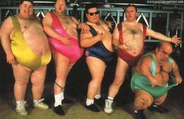 fat guys