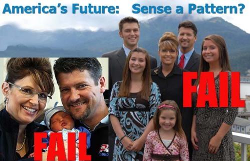 Sarah Palin Fail