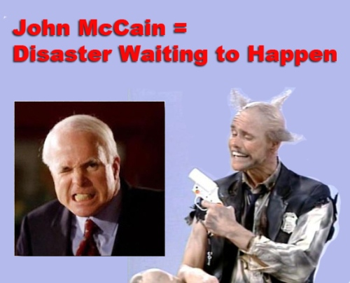 John McCain Fire Marshal Bill Burns